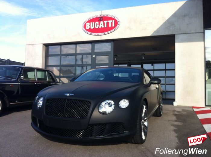 bentley-folierung-schwarz-matt image