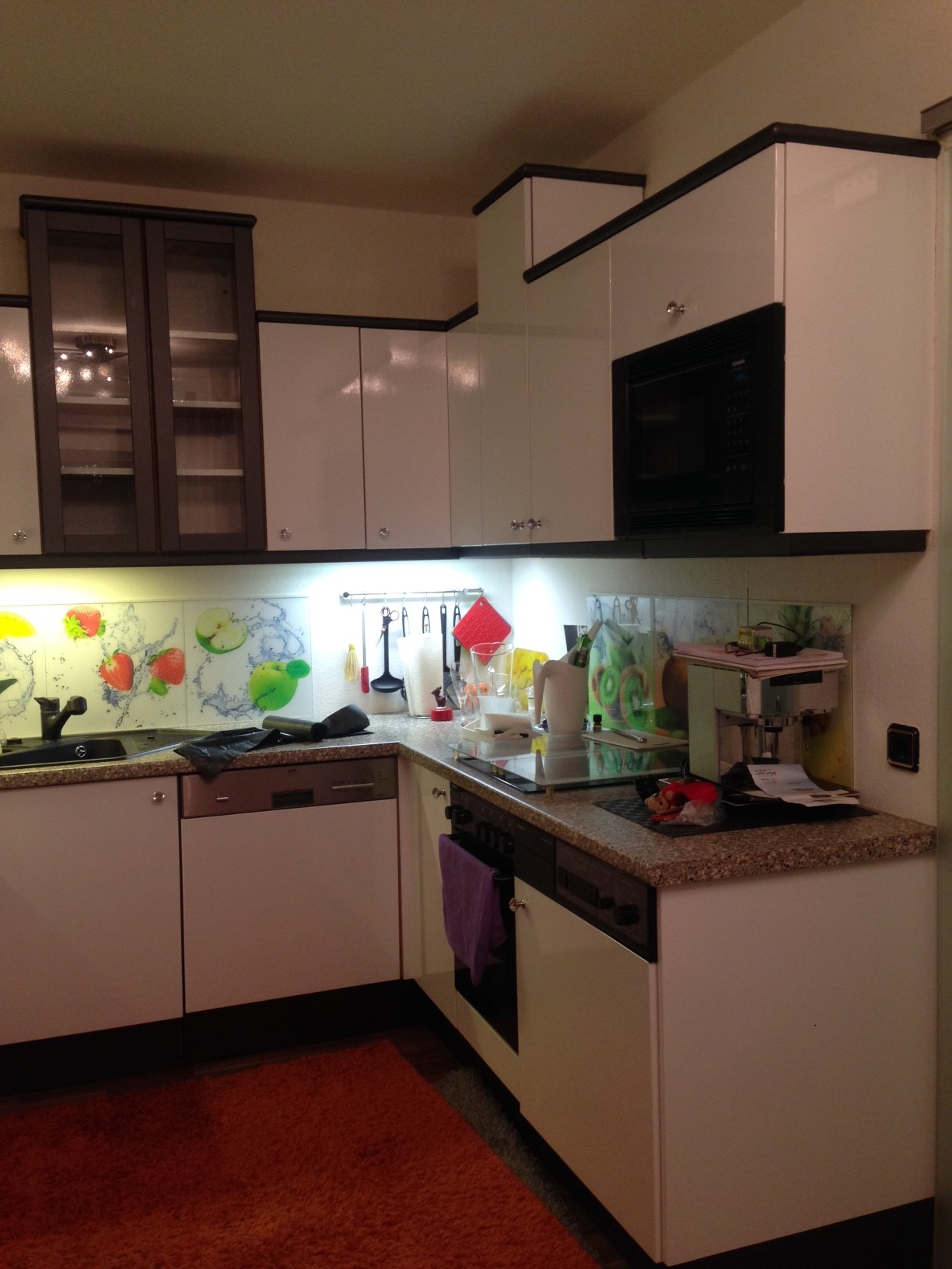 küche | küchenfolierung | folierung wien - Küche Neu Folieren