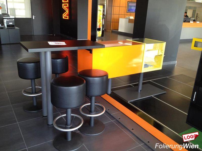 schrank folieren farbige klebefolie klebefolien. Black Bedroom Furniture Sets. Home Design Ideas
